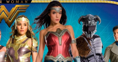 Rubie's Partners with Warner Bros. for 'Wonder Woman' Costume Collection