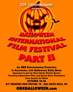 Halloween International Film Festival 2017 teaser poster