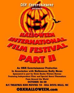 Halloween International Film Festival 2017 teaser poster