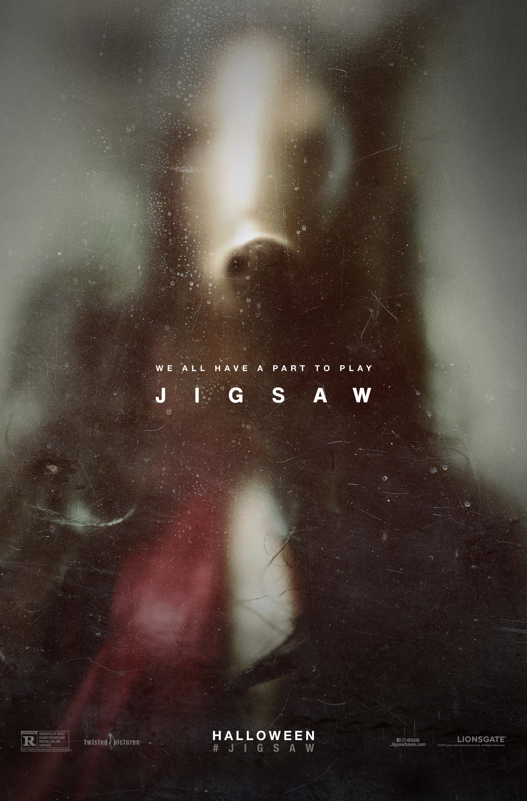 Image result for jigsaw poster 2017