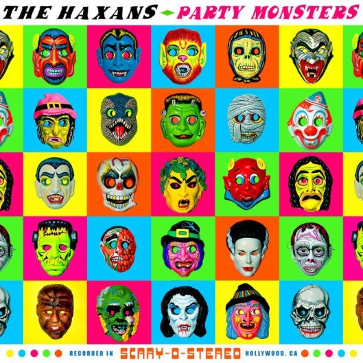 the-haxans-party-monsters-cover