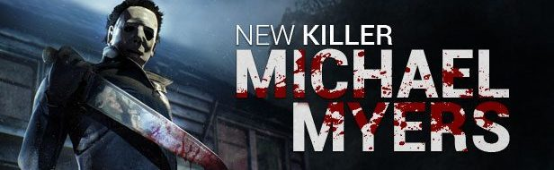 Dead by Daylight: The Halloween Chapter DLC includes Michael Myers.