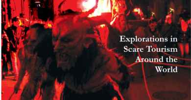 'Drawn to the Dark' Explores Scare Tourism Around the World
