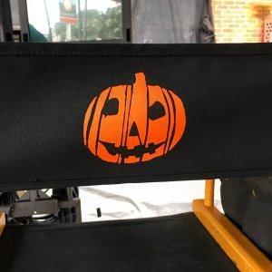 'Halloween' 2018 set photo - January 13, 2018, Charleston, SC