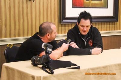 HDN's Matt Artz with Sean Clark
