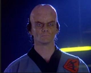James Jude Courtney as Gyor on 'Babylon 5'.