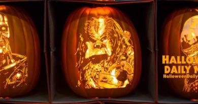 Carving Artist Alex Wer is The Pumpkin Geek [Video / Photo Gallery]
