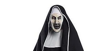Become Valak with 'The Nun' Halloween Costume