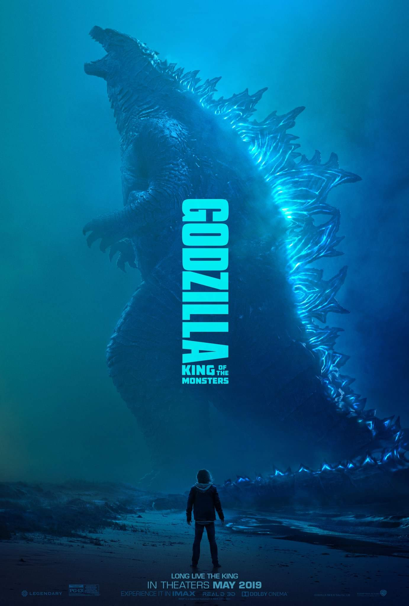 Godzilla: King of the Monsters - poster