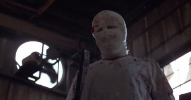 [Interview] Tom Morga on Playing Michael Myers in 'Halloween 4'