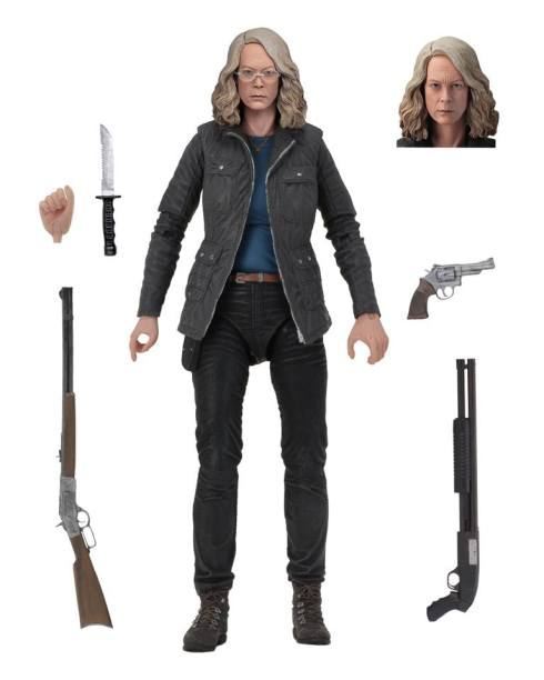 Laurie Strode 'Halloween' 2018 figure by Neca-01