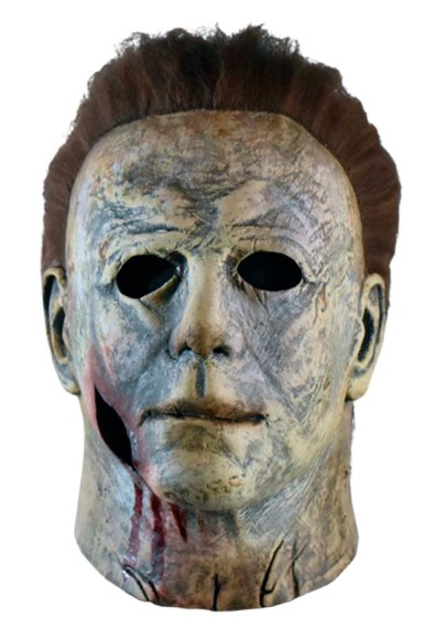 Halloween 2018 Michael Myers Bloody Edition Mask by Trick or Treat Studios