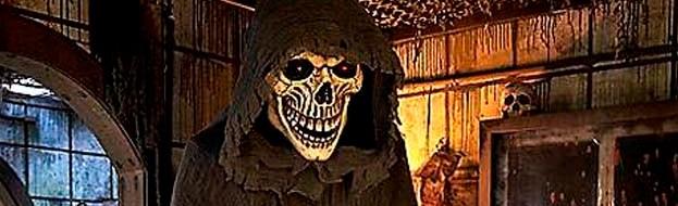 The Collector Animatronic Hunts Souls at Spirit Halloween