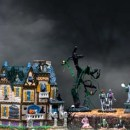 Lemax Reveals 2019 Spooky Town Halloween Village