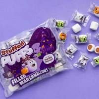 Stuffed Puffs Releases Chocolate Filled Monster Marshmallows for Halloween 2020
