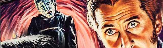 Hammer's Landmark 'The Curse of Frankenstein' Showcased on New 2-Disc Blu-ray [Review]