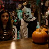 Art the Clown Loves Sienna in New 'Terrifier 2' Photo