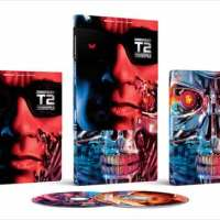 'Terminator 2: Judgement Day' 30th Anniversary 4K Steelbook Announced