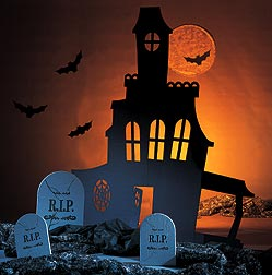 Haunted House Party Halloween Party Ideas Halloween Decoration
