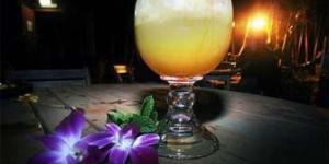 Voodoo Priestess Halloween cocktails