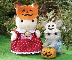 sylvanian families Halloween