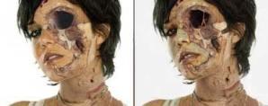 zombie photoshop tutorials