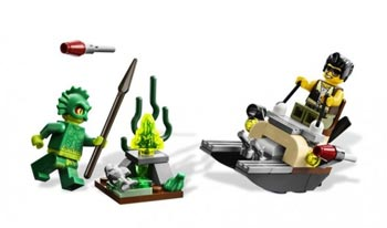 lego monster fighters swamp creature