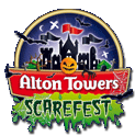 Alton Towers Halloween 2013 scarefest
