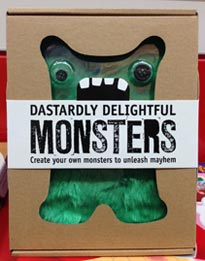 Dastardly Delightful Monsters Craft Box Set
