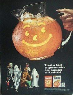 kool-aid halloween ad