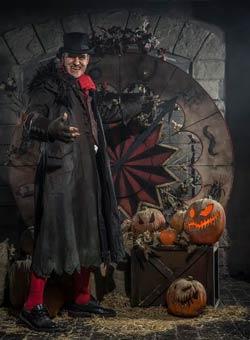 london dungeon halloween2014 master of tricks