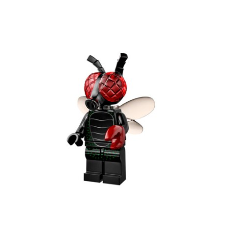 Lego Monsters Minifigure human fly