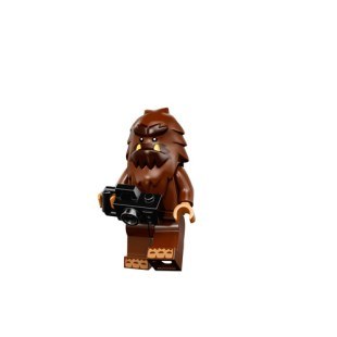 Lego Monsters Minifigure squarefoot bigfoot