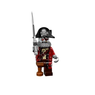 Lego Monsters Minifigure zombie pirate