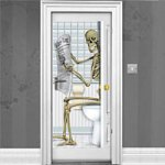 Skeleton-Bathroom-Door-Cover-HALLDEC167