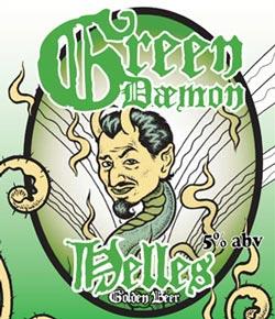 Green Daemon Halloween ales