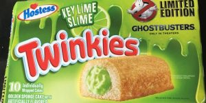 Key Slime Twinkies Ghostbusters Limited Edition