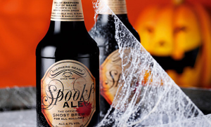 Spooks Ale Halloween