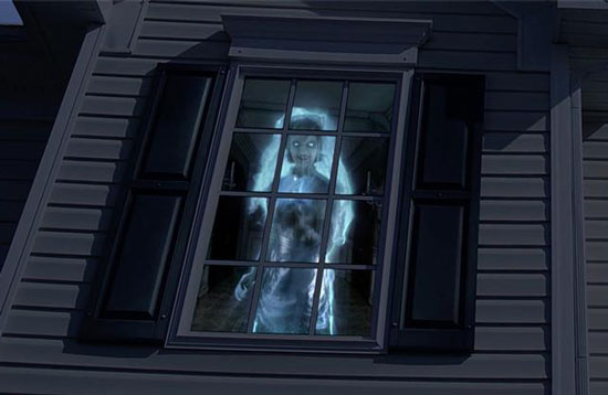 Halloween Window Projector
