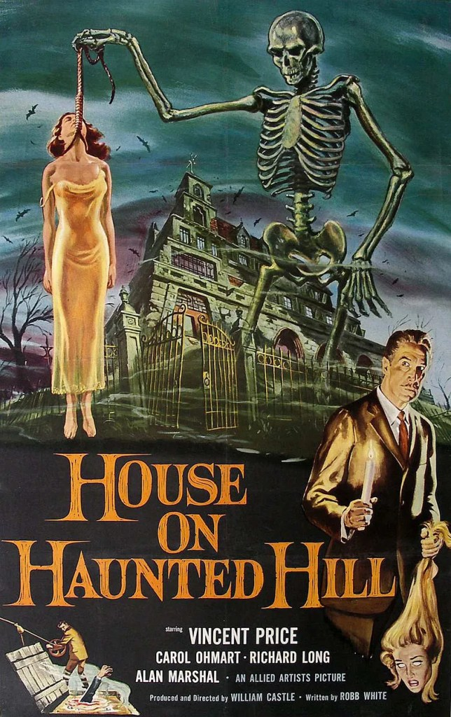 House on Haunted Hill (1959) FULL MOVIE 3