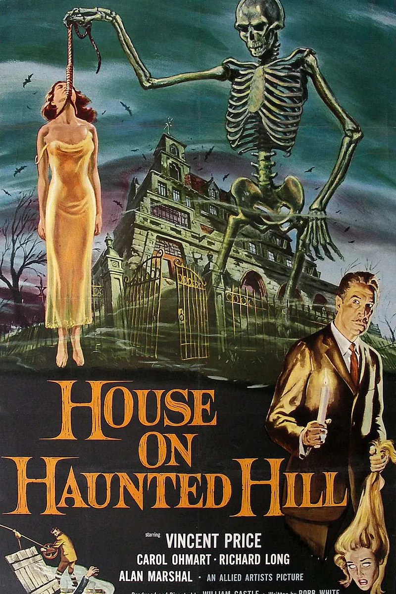 🎥House on Haunted Hill (1959) FULL MOVIE 81