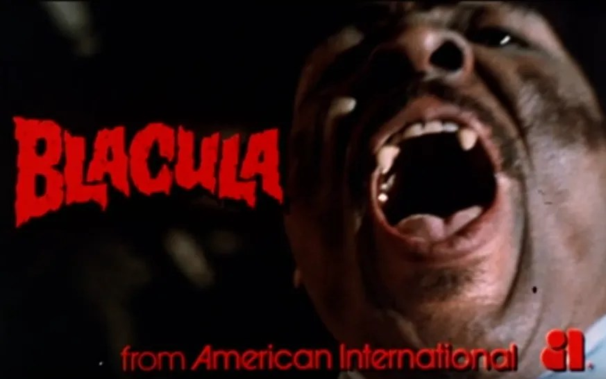 🎥 Blacula Animated Intro (1972) 5