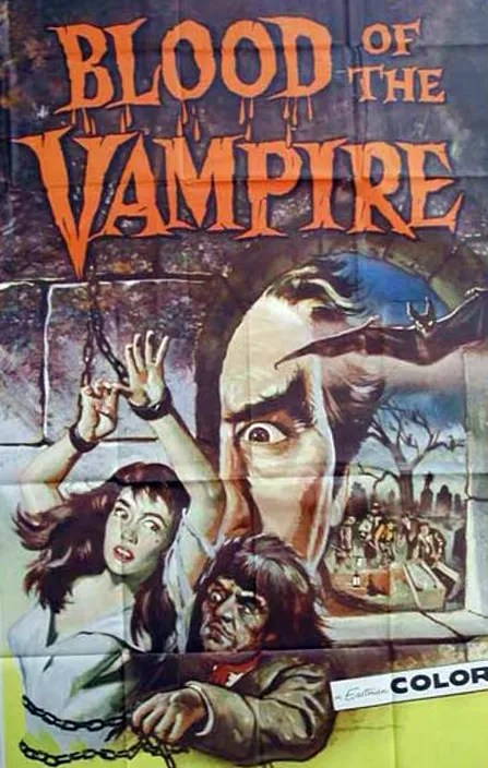 🎥 Blood of the Vampire (1958) FULL MOVIE 4