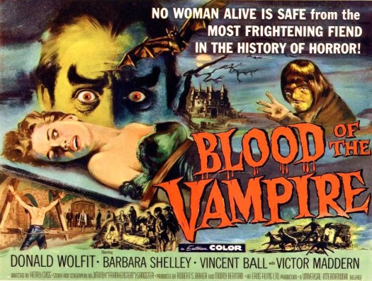 🎥 Blood of the Vampire (1958) FULL MOVIE 3