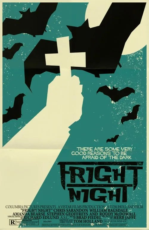 🎥 📷 Fright Night † (1985) 1