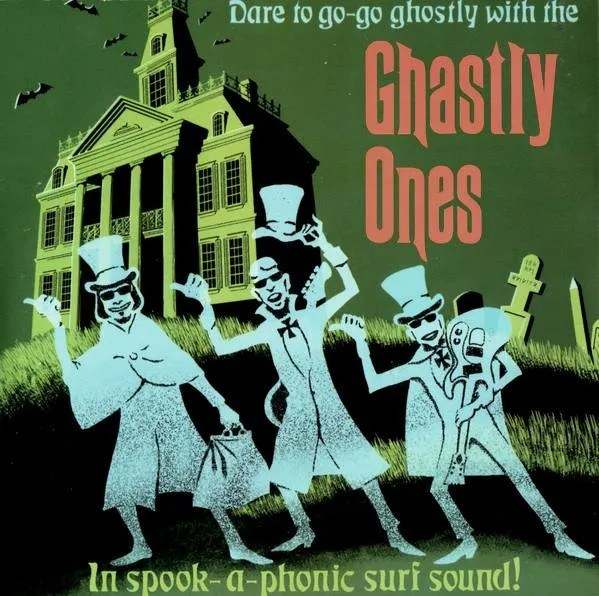 🎵 the Ghastly Ones 🧟 🎩 1