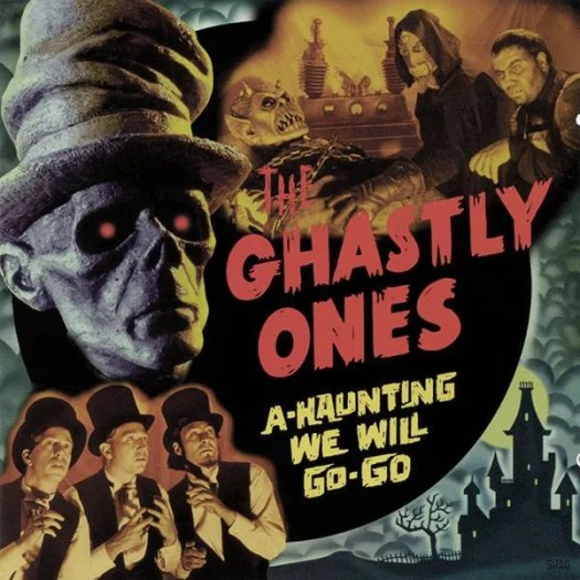 🎵 the Ghastly Ones 🧟 🎩 4