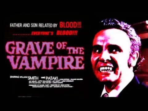🎥 Grave of the Vampire (1972) FULL MOVIE 1