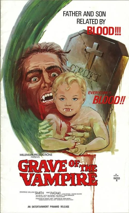 🎥 Grave of the Vampire (1972) FULL MOVIE 4
