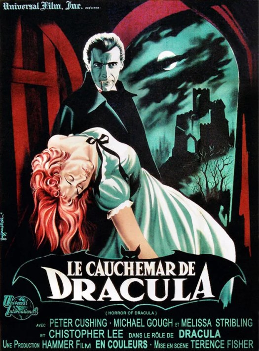 🎥 the Horror of Dracula (1958) FULL MOVIE 9